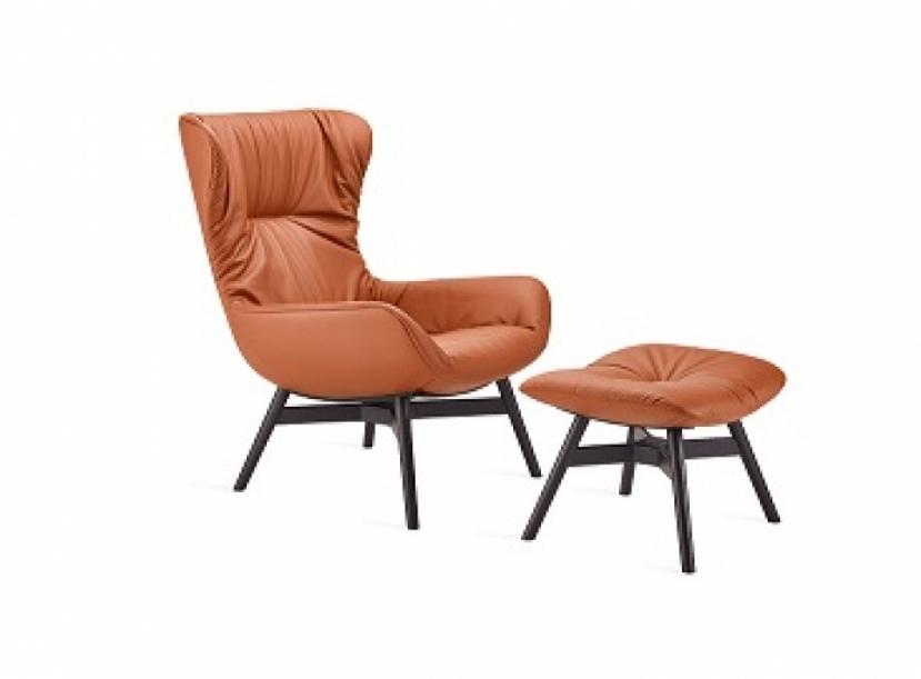 Кресло FREIFRAU LEYA WINGBACK CHAIR