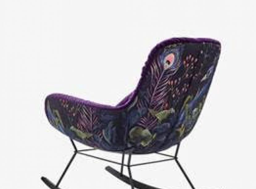Кресло качалка FREIFRAU Leya Rocking Chair
