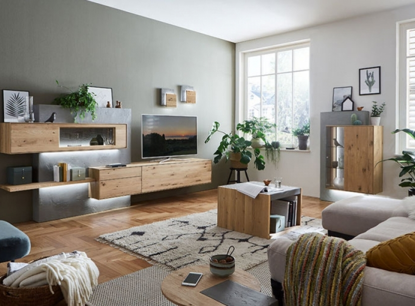 Мебель под ТВ HARTMANN BRIK