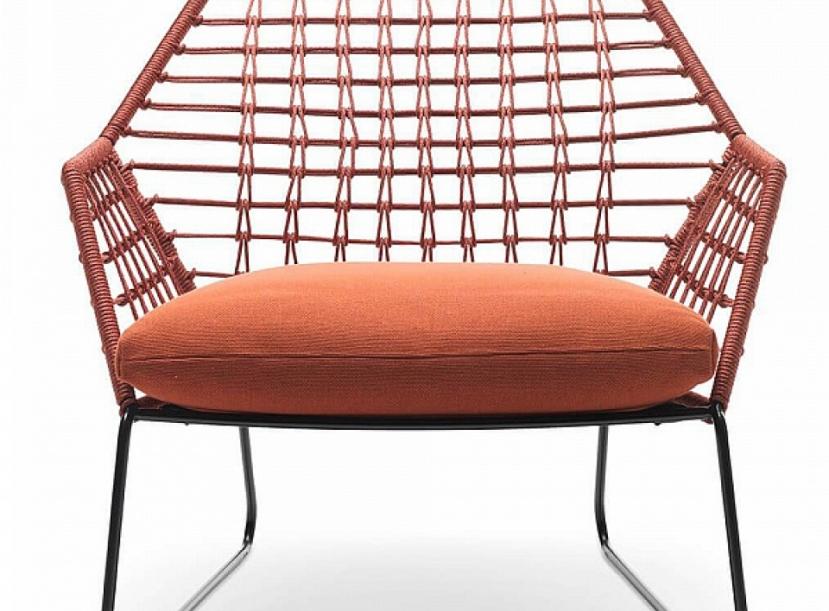 Кресло для улицы New York Soleil Saba