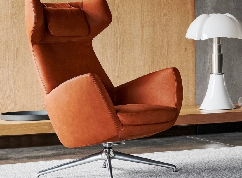 Кресло TWILS T-VISION lounge armchair