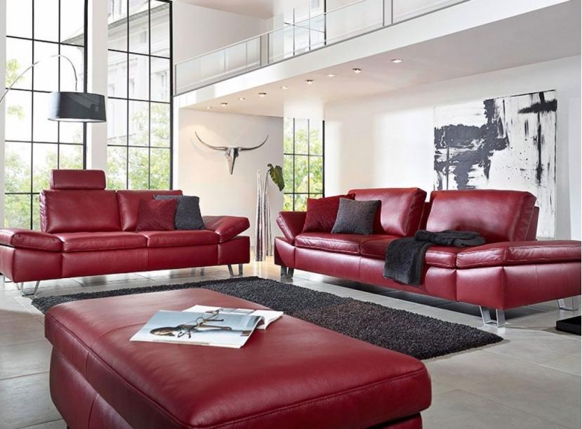 Комлект диванов K+w Polstermobel Dive 7474