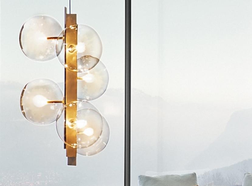 Люстра BONALDO Bon-ton 6 lights