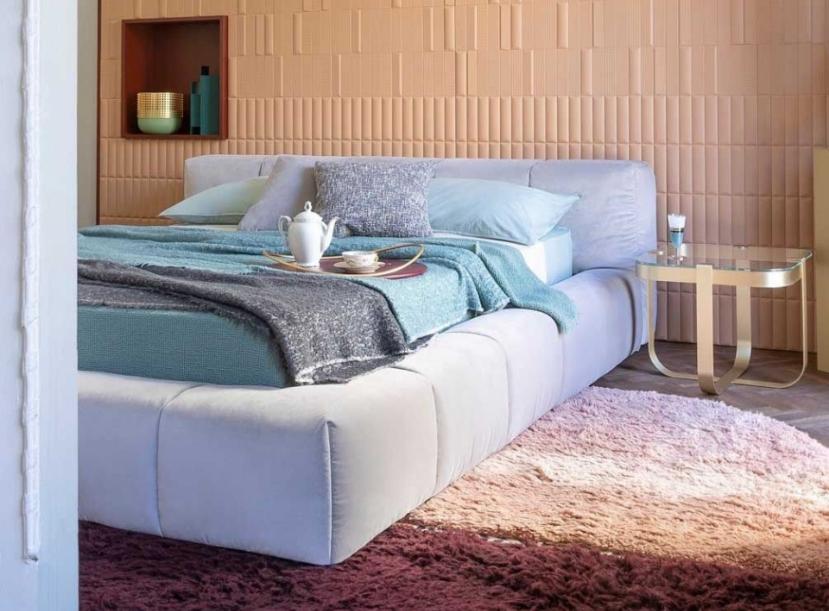 Кровать Saba Italia PIXEL BOX LARGE