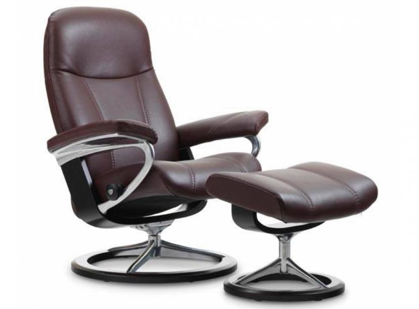 Кресло с пуфом Stressless Consul (M)