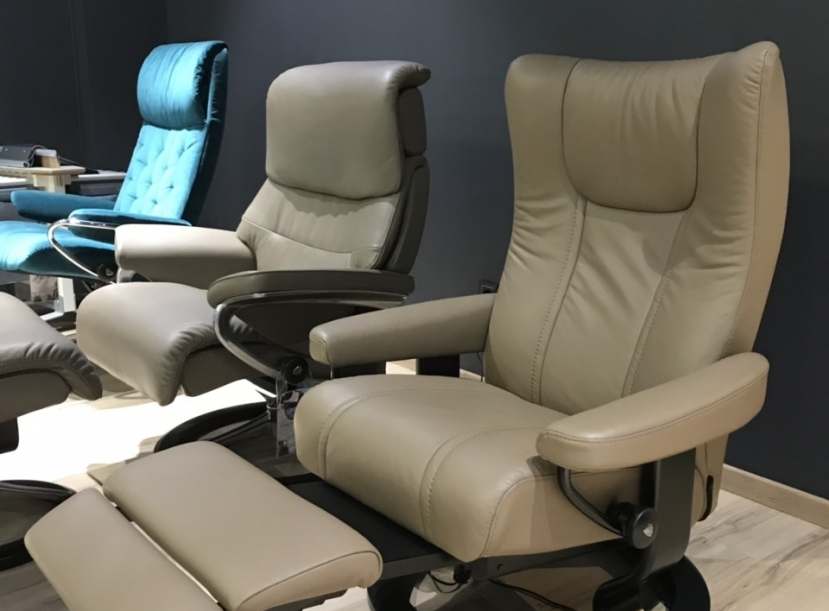 Кресло Stressless Wing (M) Classic