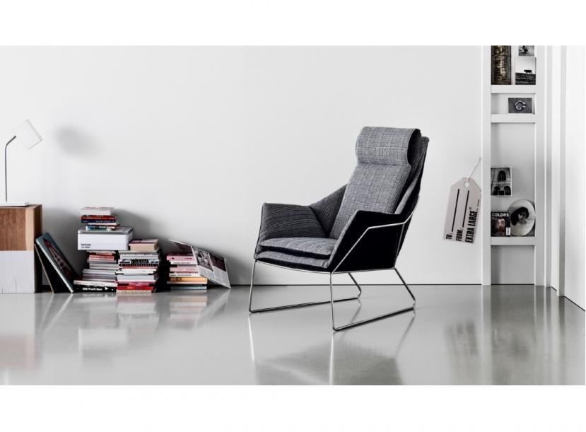 Кресло SABA NEW YORK BERGERE