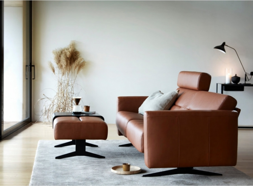 Диван STRESSLESS STELLA 2,5 w/headrest