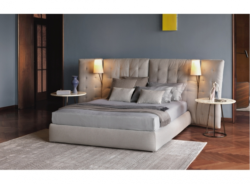 Кровать FLOU ANGLE+2 LAMP ANGLE