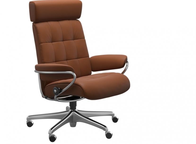 Кресло офисное Stressless London Office w/AH