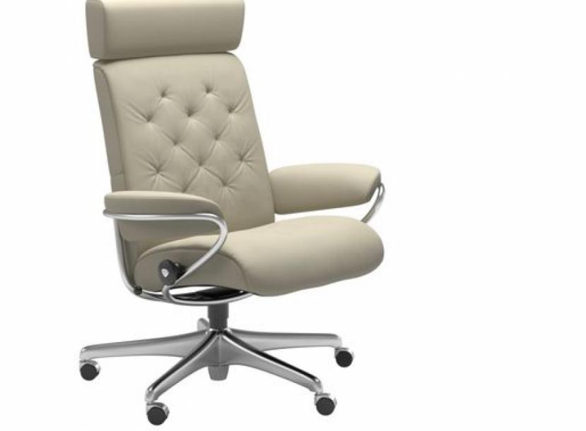 Кресло офисное Stressless Metro Office Adjustable Headrest