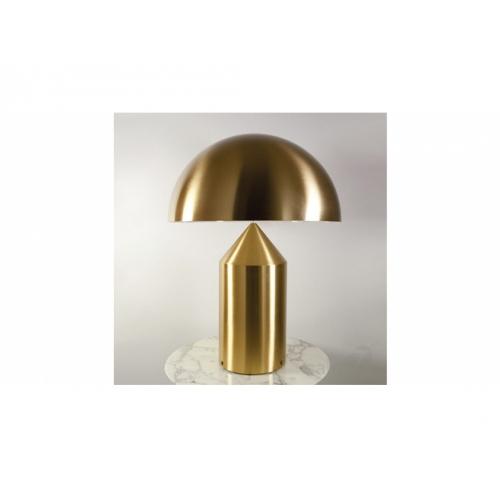Настольная лампа OLUCE ATOLLO 238OR Gold 35cm
