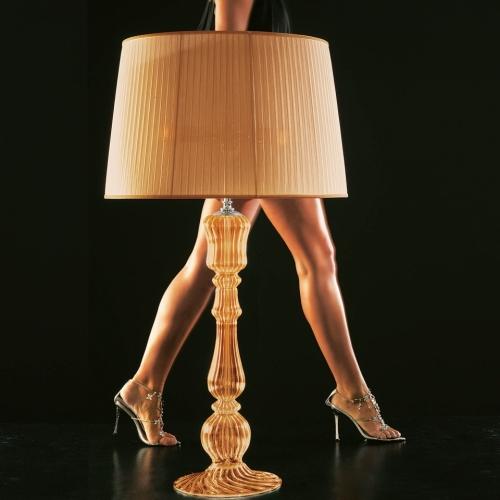 Настольная лампа ITALAMP 8006LG ETVOILA