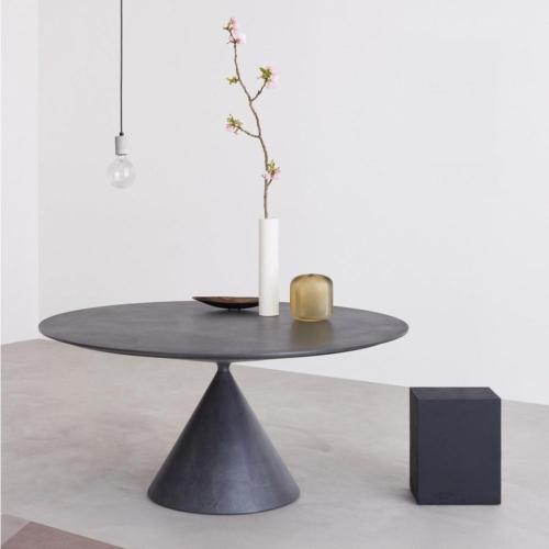 Стол DESALTO CLAY TABLE ROUND