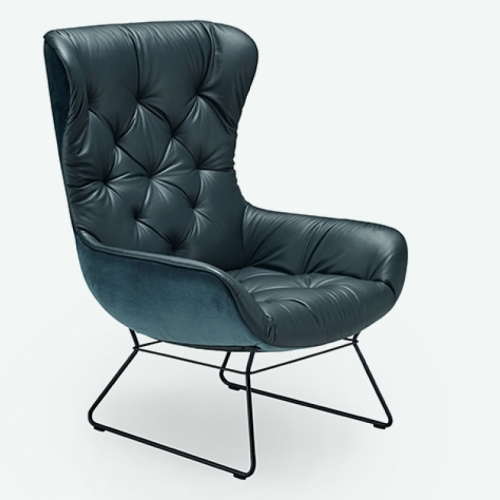 Кресло FREIFRAU Leya WINGBACK CHAIR