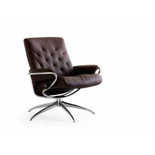 Кресло Stressless Metro chair low back standard base