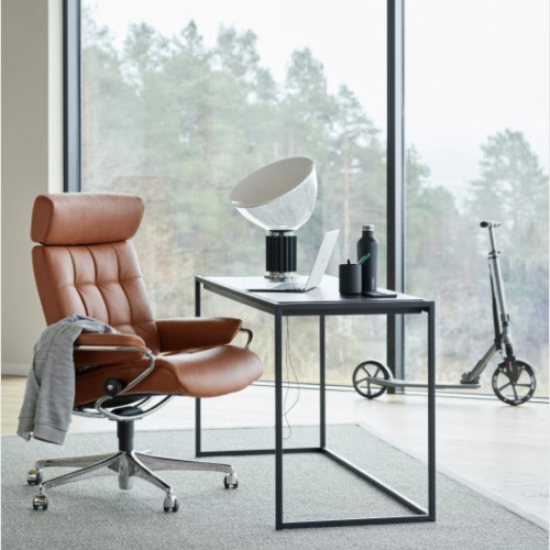 Кресло Stressless London Office w/adj Headrest