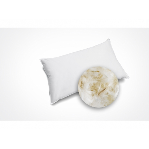 Подушка FLOU PILLOW GOOSE-DOWN STUFFING