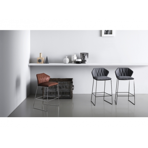 БАРНЫЙ СТУЛ SABA ITALIA New York Stool